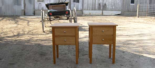 Amish Furniture And Cabinetry From Branch Hill Joinery